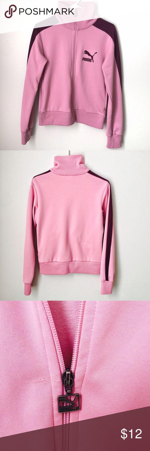 81b15342111e Buy puma jacket pink   OFF48% Discounts