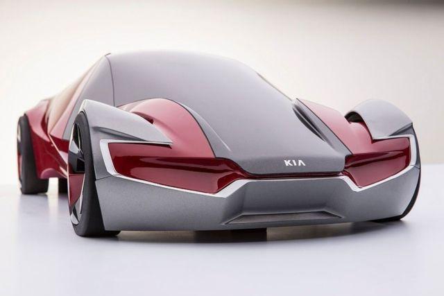 Kia / clay model