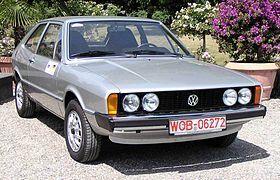 Volkswagen Scirocco I – 1974