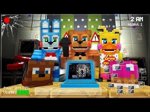 LA MEILLEUR MAP VANILLA DE FNAF ! ( Fnaf MINECRAFT ) | Minecraft