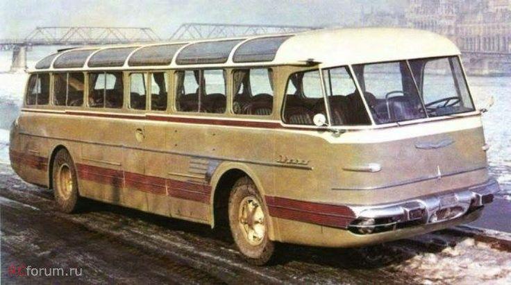 Ikarus bus (hungarian type)