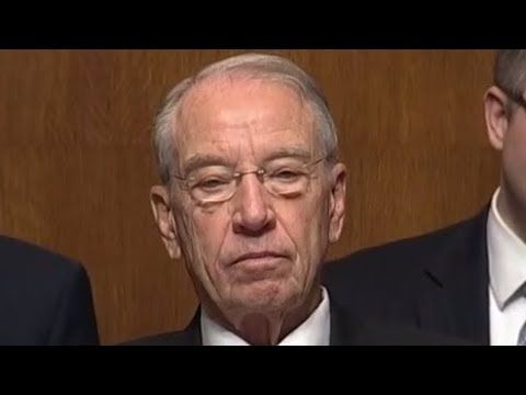 James Comey Made Up His Mind Months Before Hillary Clinton Email Investi...Senator Chuck Grassley: We managed to obtain two heavily redacted witness interviews. They show that Mr. Comey had made up his mind and started drafting his controversial announcements months before the investigation was over. But we were not consulted or even informed on the FBI insistence that OSC had agreed to the gag order until after the fact. According to the OSC the FBI has never asked for such a gag order…