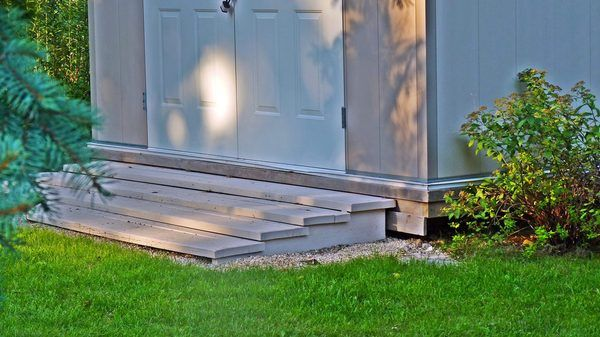 ramp for shed - Google Search