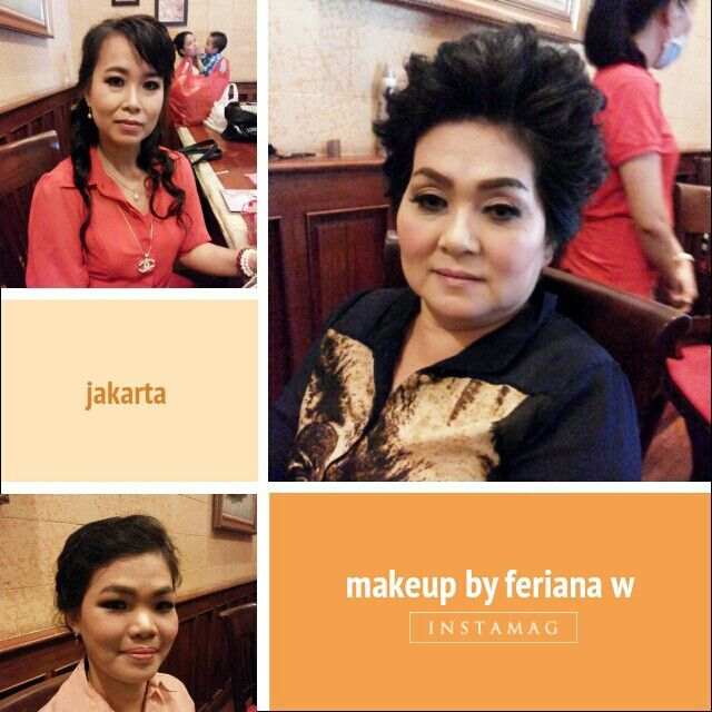 My another makeup and hair creation for this 3 wonderful womans♥♥
