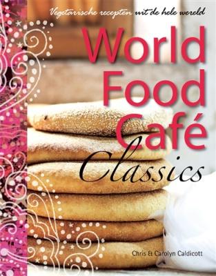 Kookboek: World food cafe classics: Vegetarische recepten van het beroemde World Food Café in London. #vegetarisch #kookboek
