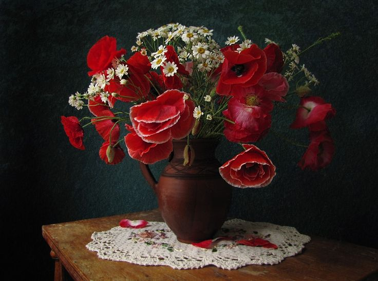 Открытки юбилеем, добрый вечер цветы гифы