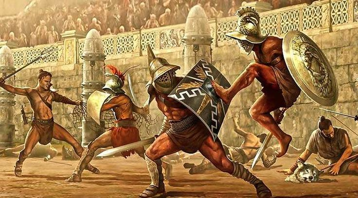 Twelve facts you should know about the Roman gladiators that go beyond the realm…