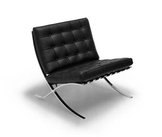 Prodotti per l'interior design - Barcelona Poltrona - Poltrone & Chaise Longue - Arredamento - shop online di Mohd