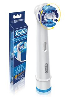 Oral-B Precision Clean Replacement Electric Toothbrush Head