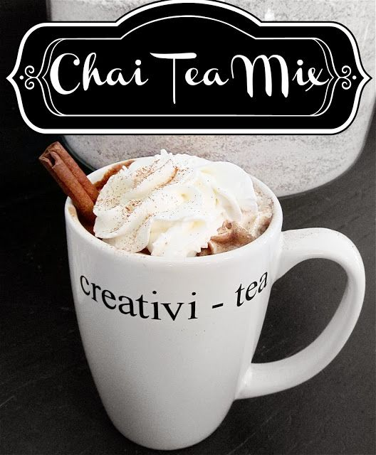 Instant Chai Latte Recipe