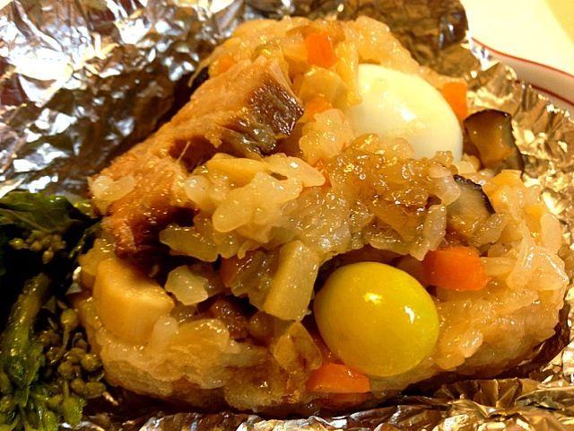 先日作ったトンポウロウを使って ジャパネットで買った炊飯器で作ったおこわでちまき作りました - 106件のもぐもぐ - 中華ちまき by sasachanko