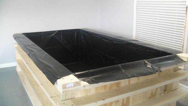 Backyard Tilapia Farming - How to build a tilapia pond.  Tilapia need half of a cubic foot of water, or 3.74 gallons, for every pound of their body weight.