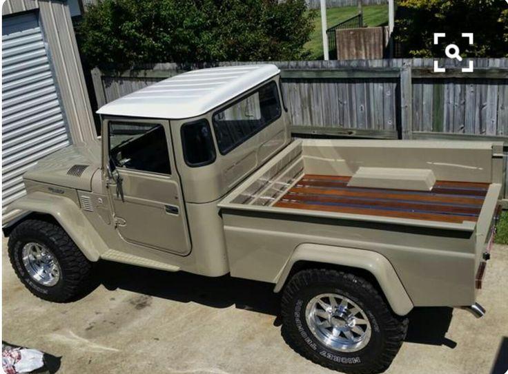 Land Cruiser pick-up