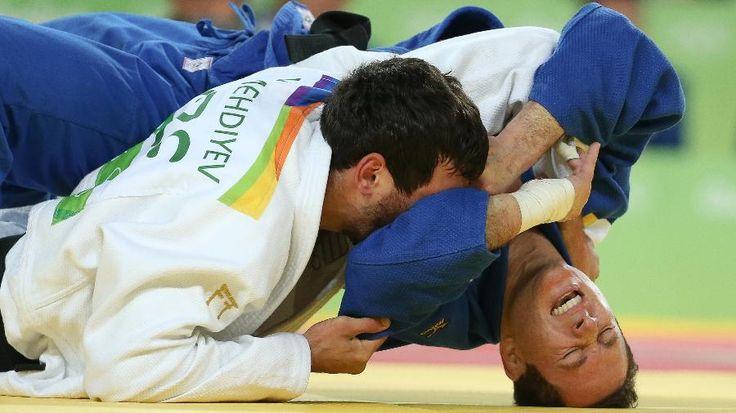 Tiago Camilo perde e dá adeus a Olimpíadas sem medalha no Rio
