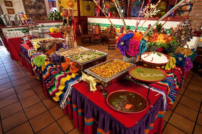 Mexican Fiesta Buffet | We also have Fiestas To Go! We will prepare the party food and you ...