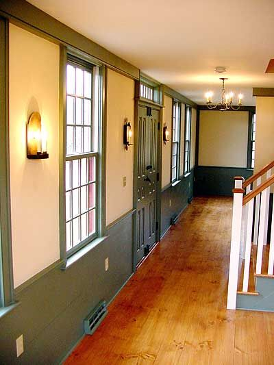 55 best Colonial foyers images on Pinterest | Stairways, Colonial ...