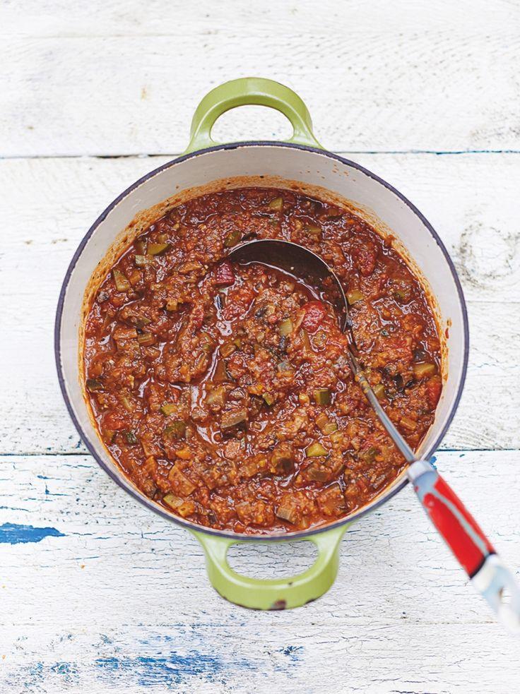 Kerryann's hidden vegetable pasta sauce | Jamie Oliver