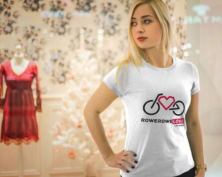 Słońce wychodzi więc czas wsiadać na rowery! Kto lubi? Kto ma ochotę na RoweroweLove? Może koszuleczkę? Lada moment będą damskie i męskie! Link w BIO. #rower #rowery ##bicycle #cycle #rower_lover #na_widelcu #rowerowe #sport #streetwear #wear #clothes #fashion #styl #moda #koszulkowo
