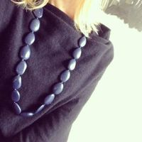 Wearing Six and Co in June 2014 - Blog - Six and Co - beautiful handcrafted resin jewellery for women and children