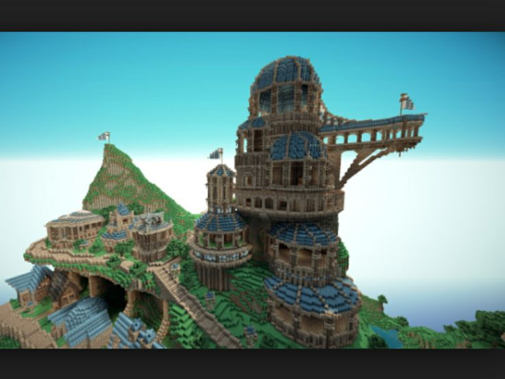 Cool Minecraft Temple Love This Game