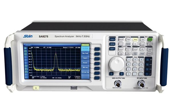 Spectrum Analyzer Sa9115 Series Spectrumanalyzer 160dbm Display Average Noise Level Min 100 Dbc Hz 10 Khz O Spectrum Analyzer Spectrum Wellness Design