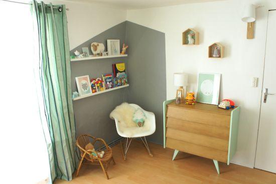 7 best chambre bébé images on Pinterest Child room, Kidsroom and