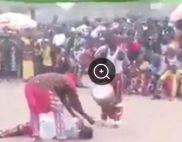 Video Pembunuhan sekaligus Pembangkitan Orang Mati