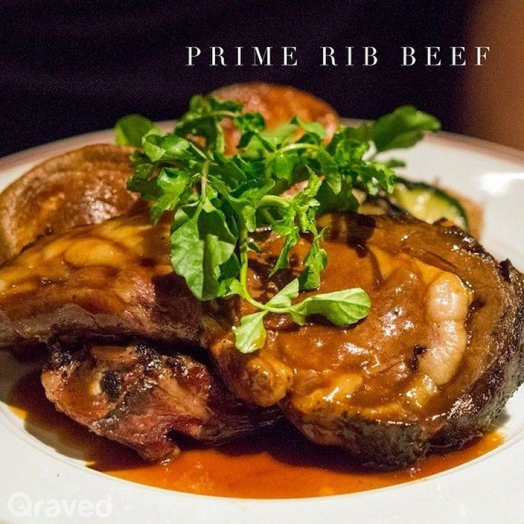 1824 Prime Beef Rib Eye Steak at Le Quartier