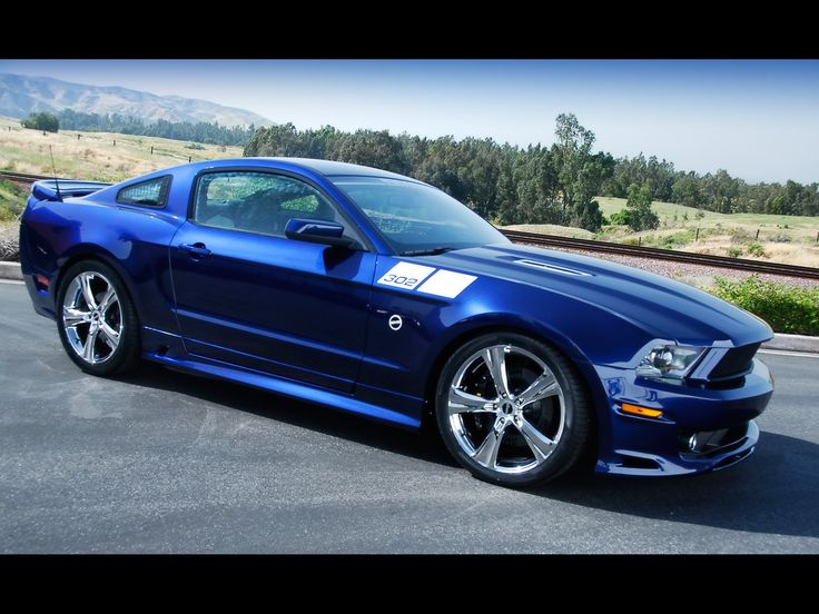 2011 SMS 302 Ford Mustang - That's Muscle!