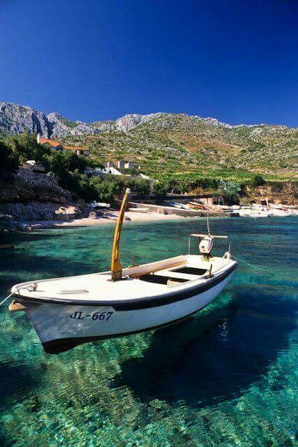 Island of Hvar...crystal clear Adria