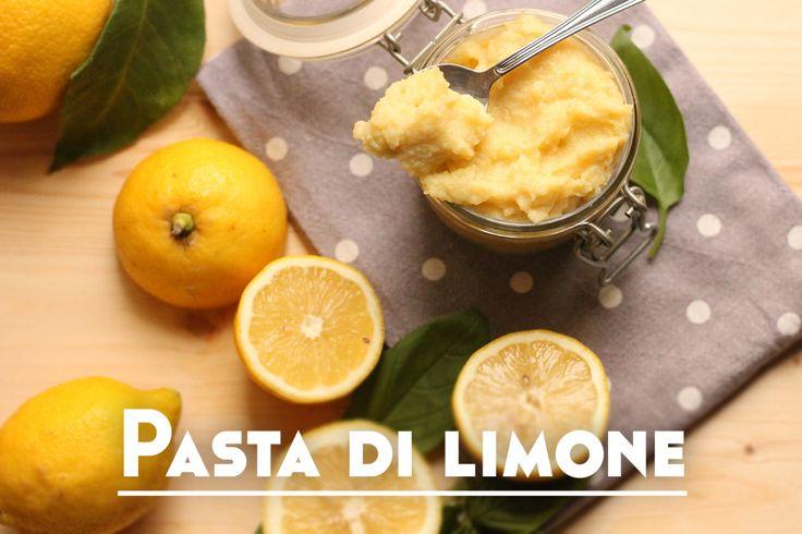 la pasta di limone
