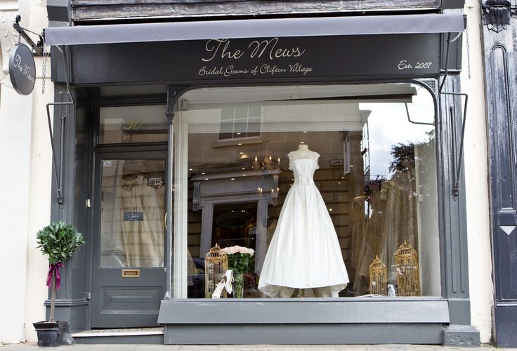 The Mews Clifton Village - Bridal Gowns of Bristol ...