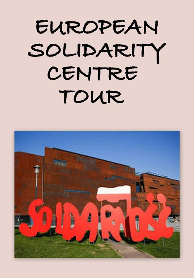 transfer to the European Solidarity Centre
