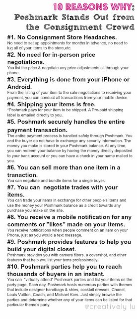 "Why Poshmark really rocks my socks & how to make money on it ""like a boss"" #crea… – Trivia"