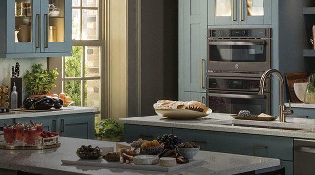 ge kitchen appliances and more best buy home garden designs rh pinterest com