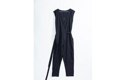 KowTow Himeji Jumpsuit: certified Fair Trade organic cotton jumpsuit