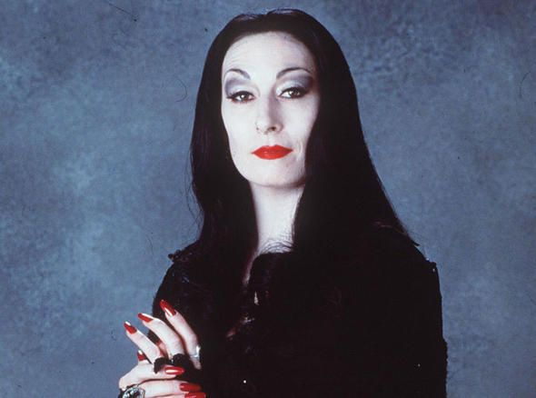 + ideas about Morticia Addams Makeup on Pinterest : Morticia Addams ...