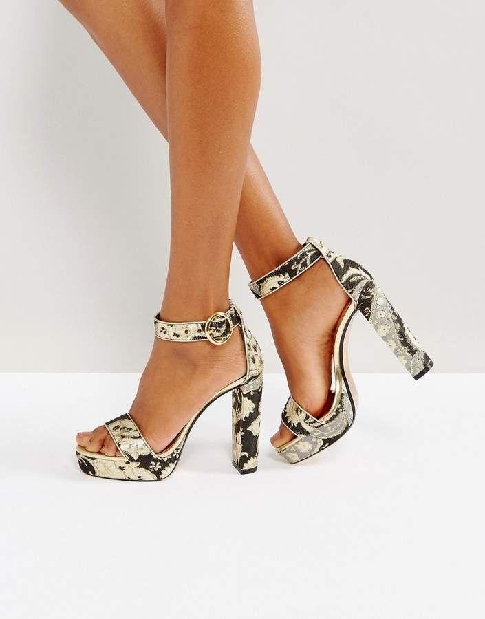 0d2b66f24cc Ted Baker Jewll Ornate Paisley Platform Sandals