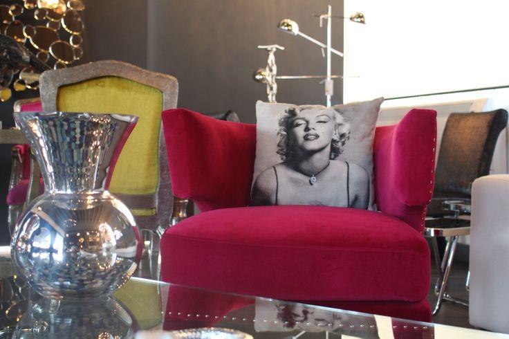 ¡Para sentirte como to da una diva! #Diva, #Style, #Kare, #Sofa.