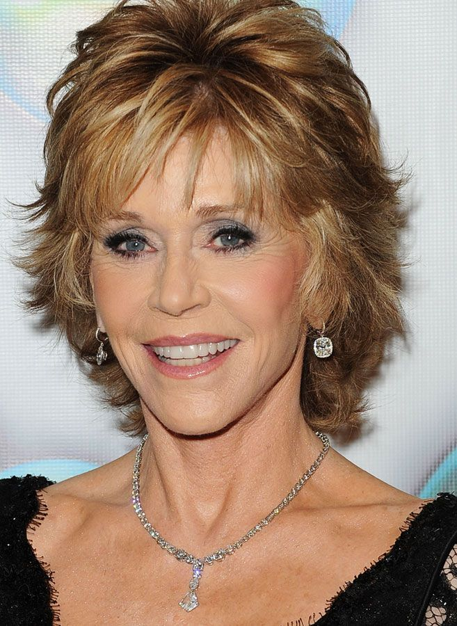 1000+ images about Jane Fonda hairstyles on Pinterest | 40