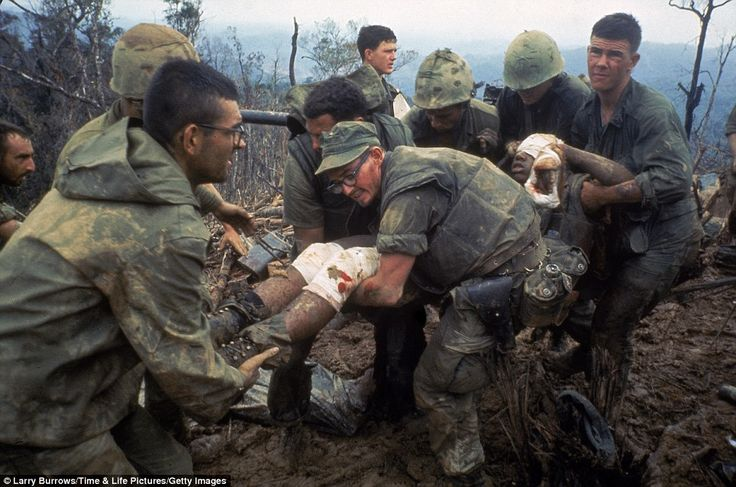 the nightmare of the vietnam during the bloody vietnam war Tet – what really happened at hue  his insights into the vietnam war and its  battlefield during the victorious resistance war against the.