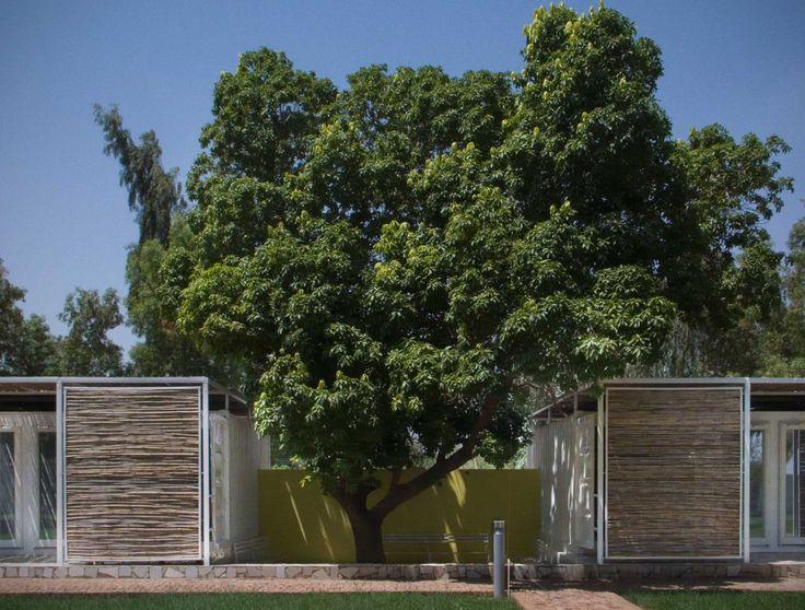 studio tamassociati · Container Medical Compound for Salam Centre · Architettura italiana