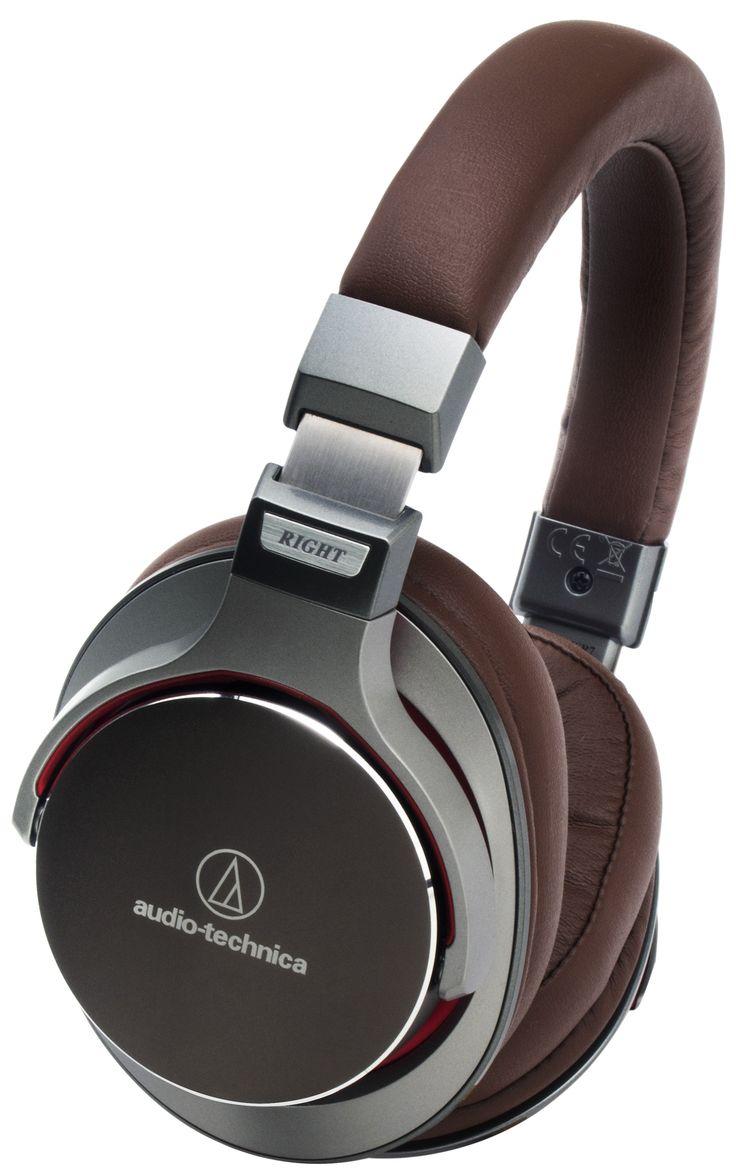 AURICULARES ATH-MSR7 DE AUDIO-TECHNICA. Diseñado para escuchar música en casa o en movimiento, los auriculares MSR7 con lo último en comodidad. Suaves almohadillas de espuma con memoria se ajustan con seguridad y firmeza a las orejas, maximizando la comodidad durante largas sesiones de escucha. #auriculares #Hifi #AudioTechnica