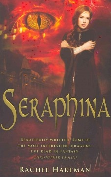 A fragile peace exists between dragons and humans. When a prince is killed, a dragon is suspect, and Seraphina seeks to uncover the truth. Although a talented Court musician, favoured by the royal family, Seraphina has dangerous secrets of her own. She must protect those she loves, as well as try and prevent a war. An amazing fantasy world with strong characters – especially the intelligent, strong Seraphina.