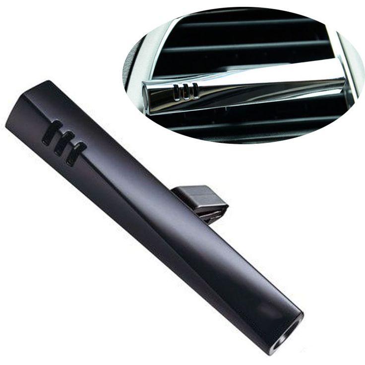 Car Perfume Conditioning Vent Clip Eradicate Odor Car Styling Magic Stick Perfume Car Air Freshener Colorful Fragrance Luxury
