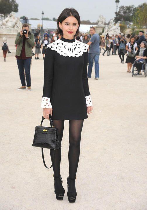 Paris Fashion Week, Fall 2013 Pariisit kadut täyttyivät hurjista tyyleistä - katso kuvat muotiviikoilta! | Muoti | Iltalehti.fi