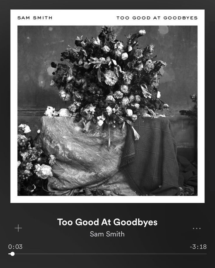 A música nova do Sam Smith #TooGoodAtGoodbyes  finalmente saiu! Mais um hino sofrêncio pra gente! Amei! Já na minha playlist Top 100 by Hugo Gloss no Spotify ---> https://open.spotify.com/user/hugogloss/playlist/2ZD2ZMLJWTcsOqEIiLGRuE?si=dIorUPb4
