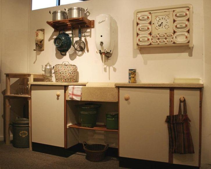 Piet Zwart Bruynzeel keuken