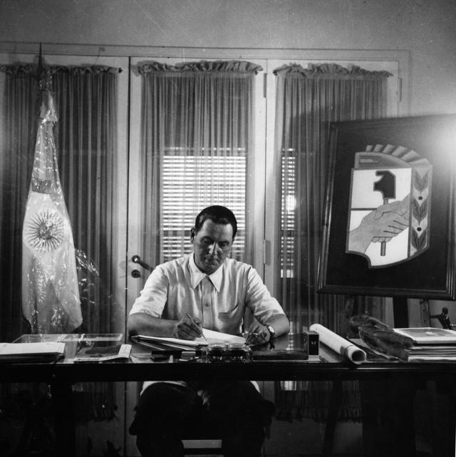 Learn About Argentine President Juan Peron: Juan Domingo Peron