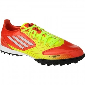 Mens Adidas F10 Soccer Cleats Red Synthetic - ONLY $60.00